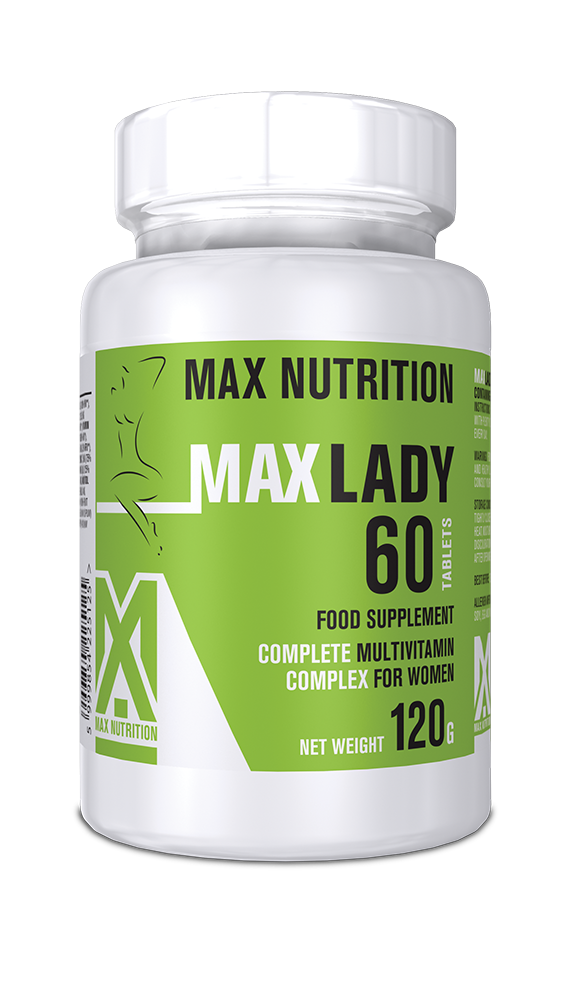 MAX LADY- női multivitamin