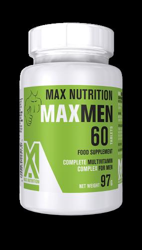 MAX MEN - multivitamin férfiaknak