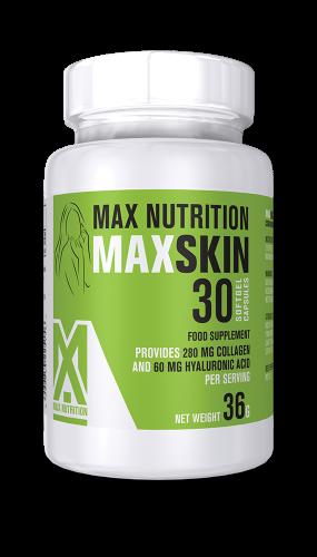 MAXSkin - Haj, bőr és köröm komplex