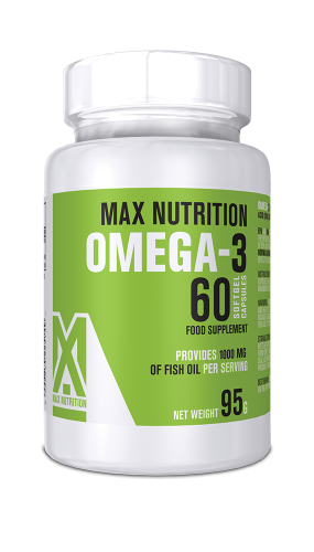 MAXnutrition Omega-3