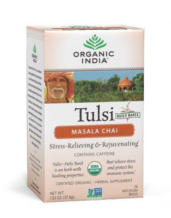 Tulsi Masala Chai - filteres tea, 18 db filter