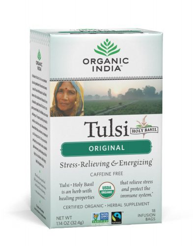 Tulsi Original - filteres tea, 18 db filter