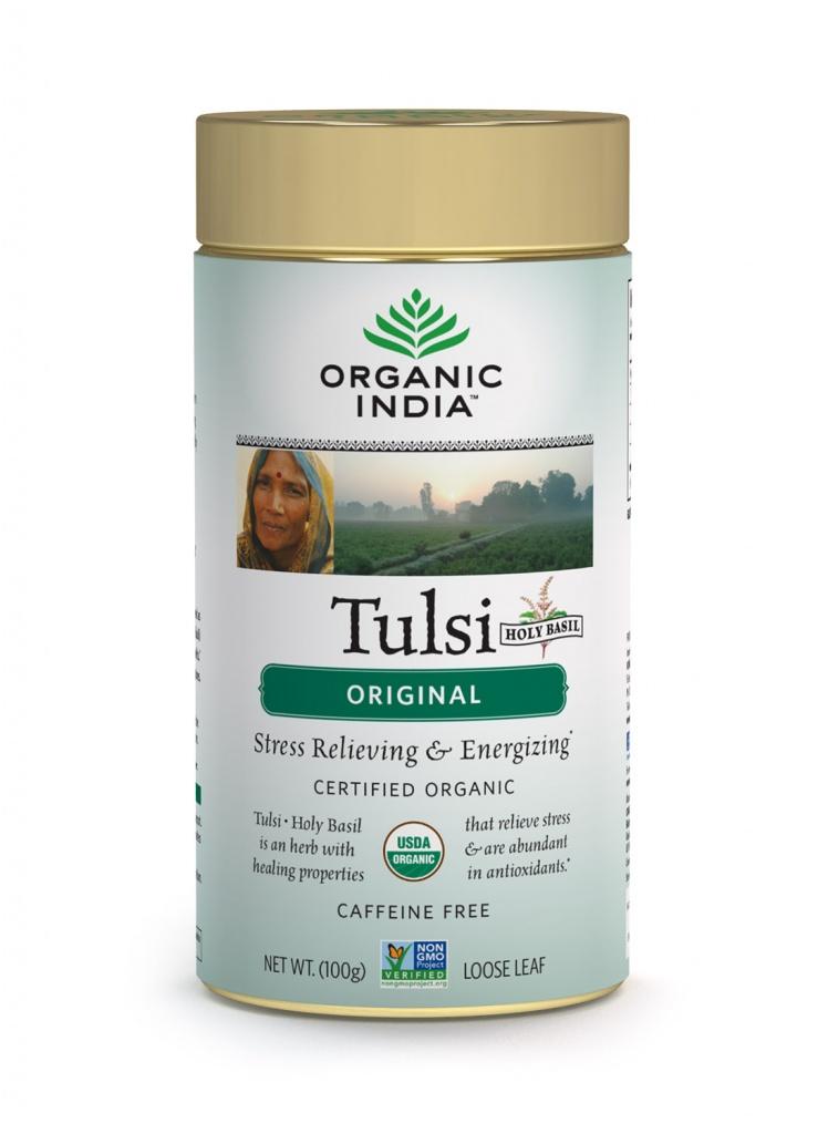 Tulsi Original - szálas tea, 100g