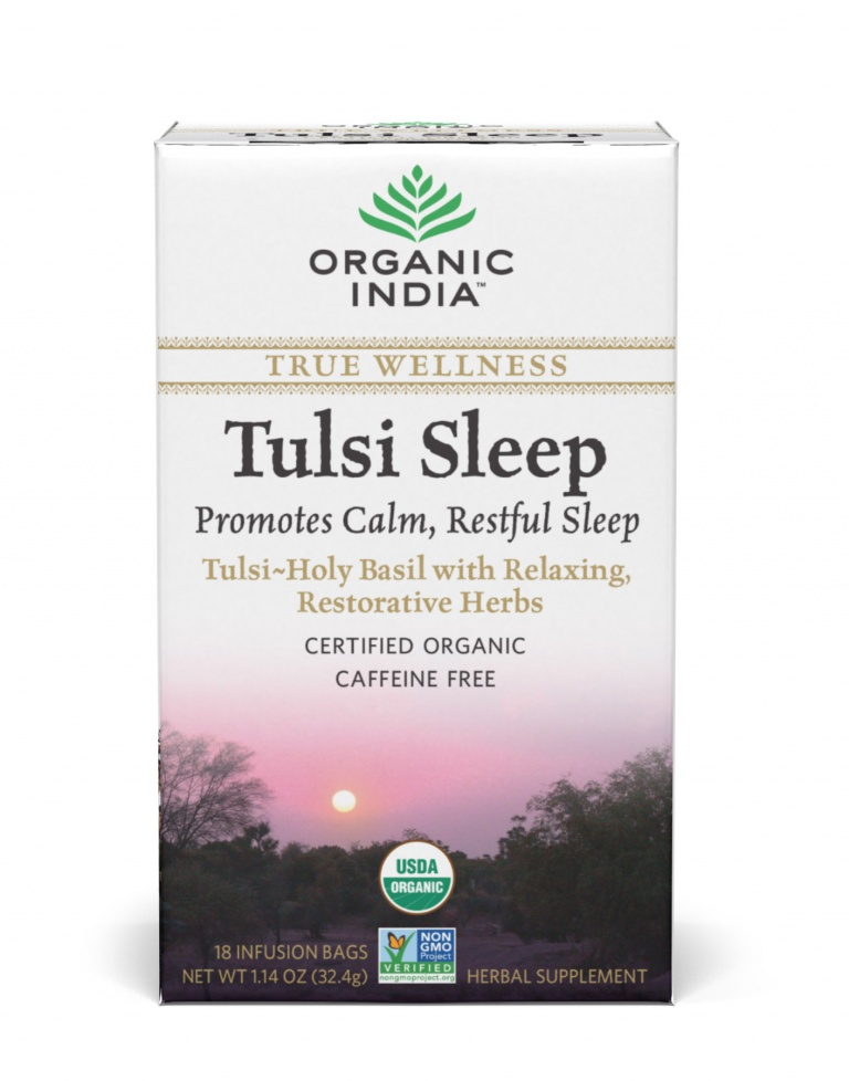 Tulsi Sleep - filteres tea, 18 db filter