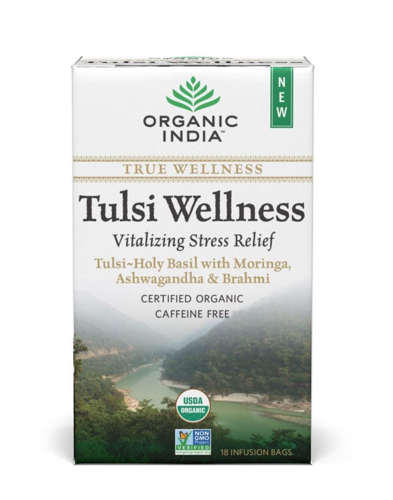 Tulsi Wellness - filteres tea, 18 db filter