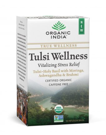 Tulsi Wellness - filteres tea, 18 db filter