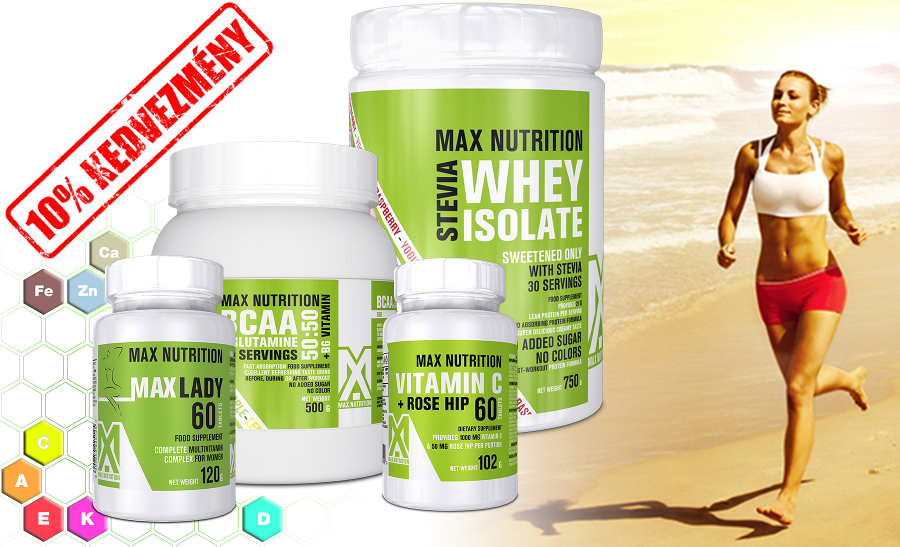 MAX Health csomag