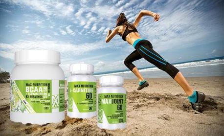 MAX RUN csomag - futóknak