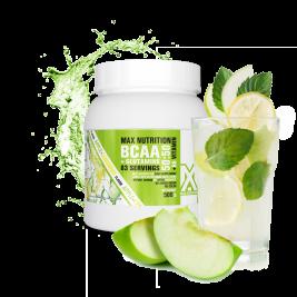 BCAA+Glutamine 50:50 - Zöldalma-Limonádé ízben - 500g